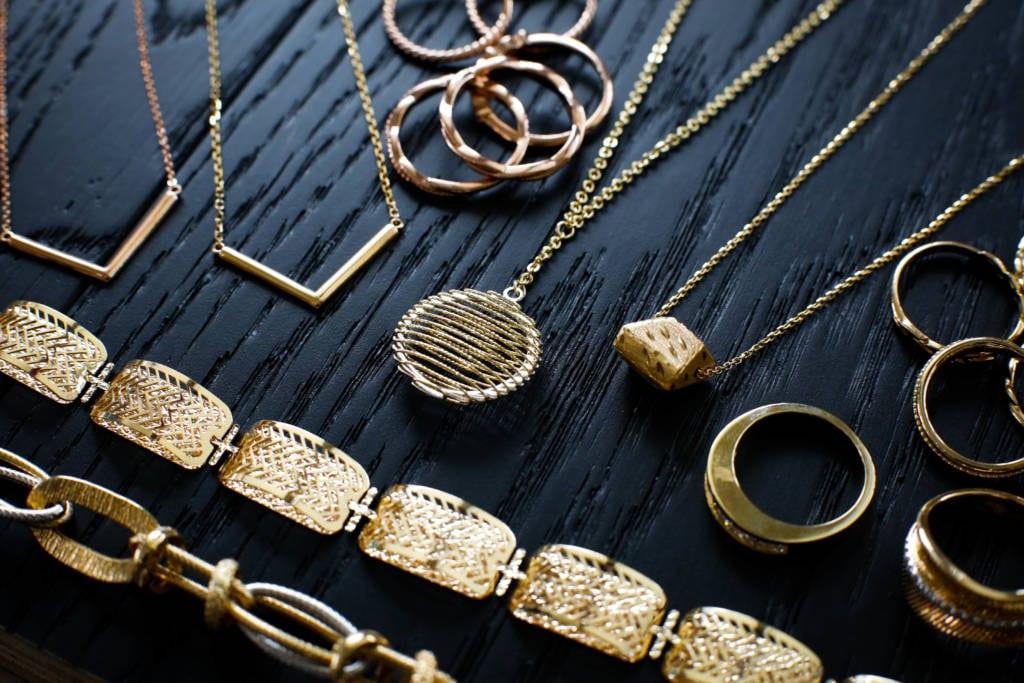 Gold Fashion Jewelry