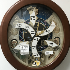 Seiko musical Clocks